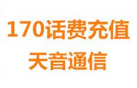 170/170话费充值_天音通信 天天骏网